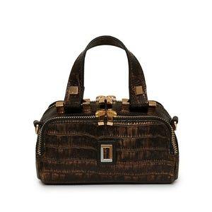 Luana Italy Tiziana Leather Crossbody Waist Bag